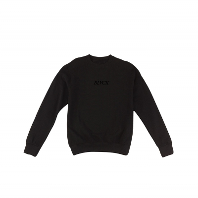 Black Sweater Mannen Original