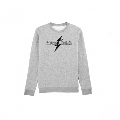 Yoga Junkie sweater unisex