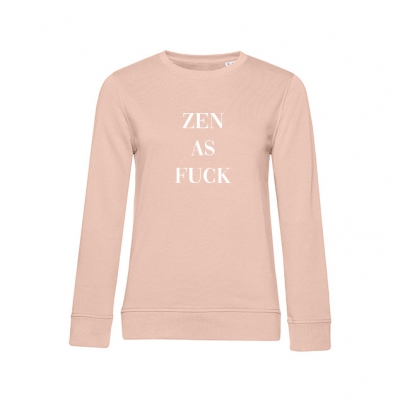Zen as fuck pink