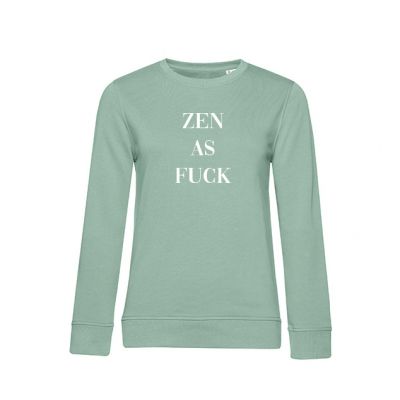Zen as fuck Green