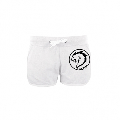 Loud Logo Short White