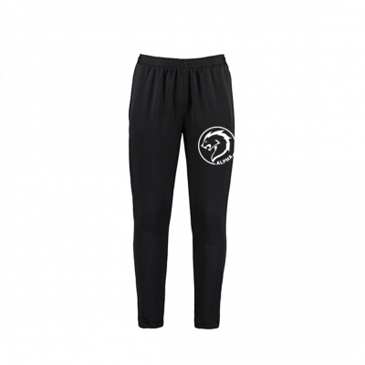 Loud Logo Pants Navy