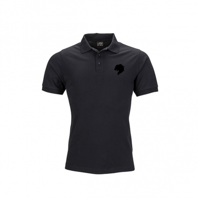 Polo in stretch sportstof