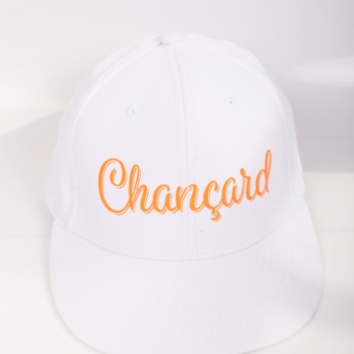Chançard cap Neon orange