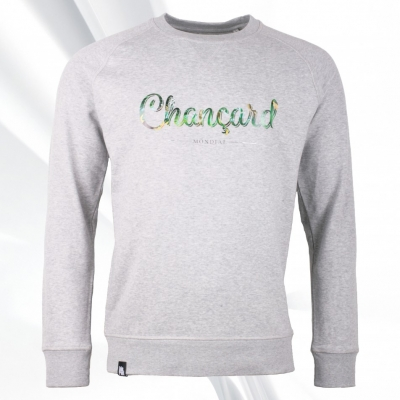 Chançard Mondial tropical limited edition sweater.