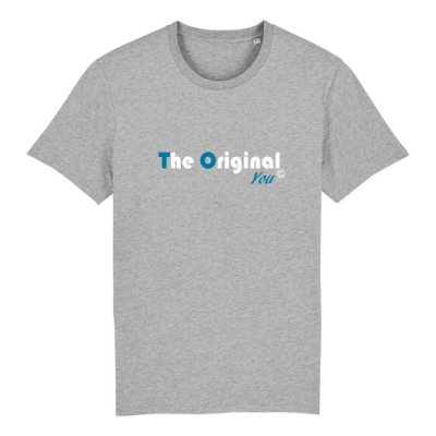 t-shirt Creator lichtgrijs the Original You