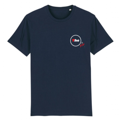 T-shirt Creator Darkblue Th O You