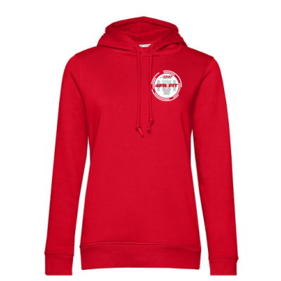 Organic hooded women