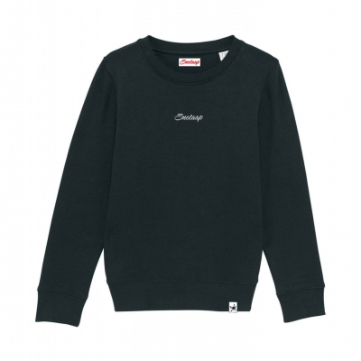 Zwarte Snotaap sweater
