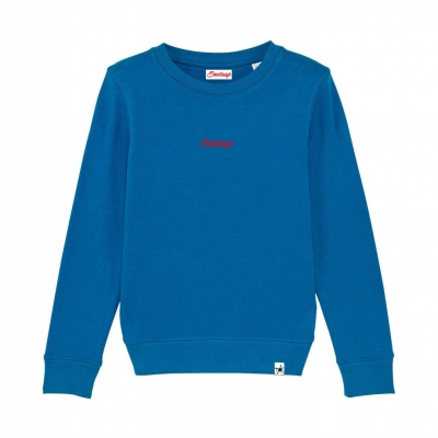 Azuur Snotaap sweater