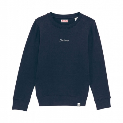 Navy Snotaap sweater