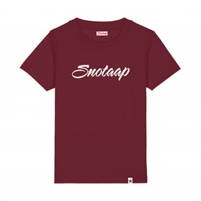 Bordeaux Snotaap t-shirt