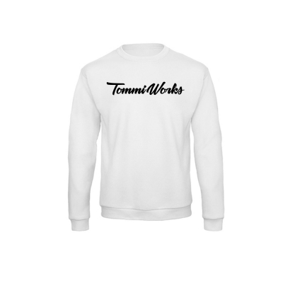 TommiWorks Media Sweater Printed