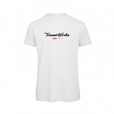 TommiWorks Media T-shirt Print Men